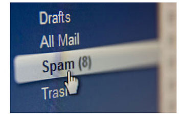 Jesus and Spam: Getting Caught in Life's Spam Filter