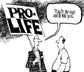 Aspects of Being &#8220;Pro-Life&#8221;