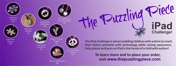 The iPad Challenge - #helpmysontalk